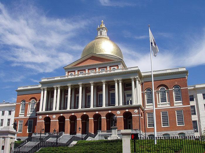 Картинки по запросу Бостон Штатный Капитолий